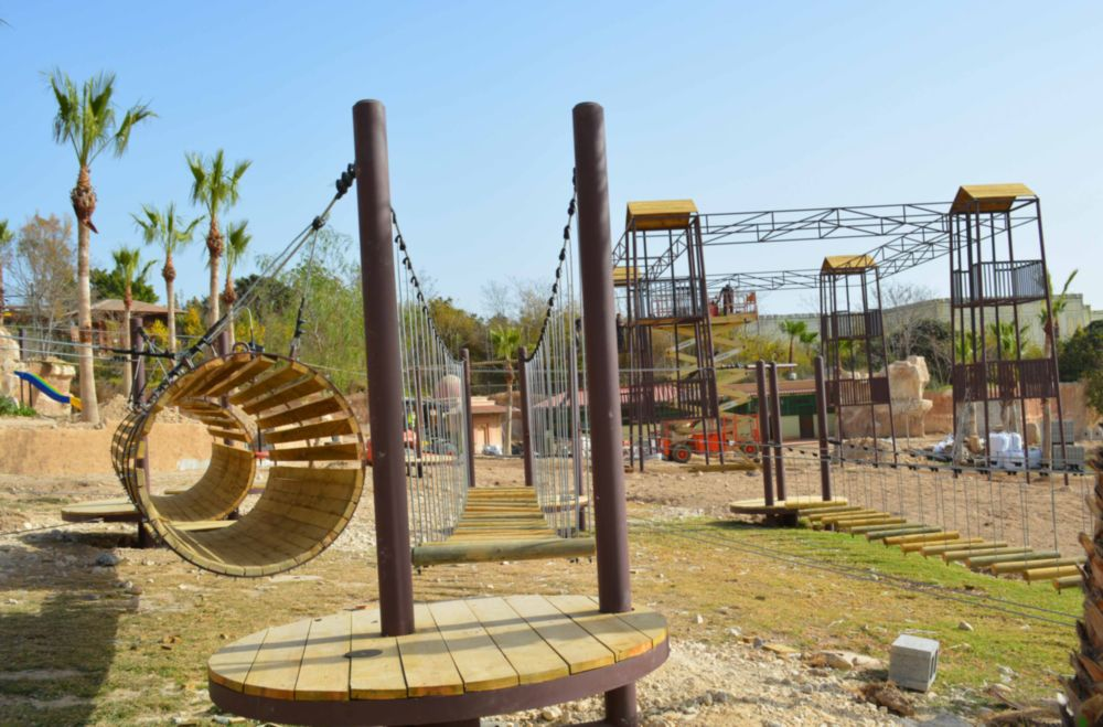 Terra Natura Benidorm New Adventure Area for 2016